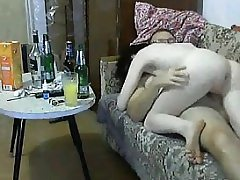 Buzzed Couple Fucking