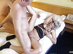 2 German Escort called by Guys and Fucked NO Love glove