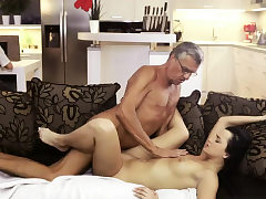 Elderly mature teacher first time What would you prefer -