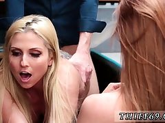 Amateur wifey gang-bang caught cuckold Theft - Suspect and